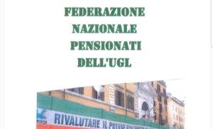 UGL Pensionati News – Federazione Nazionale UGL