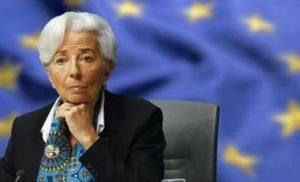 Lagarde: ripresa complessa, desincronizzata, diseguale e incompleta