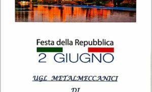 2 giugno 2020 Festa della Repubblica ITALIANA