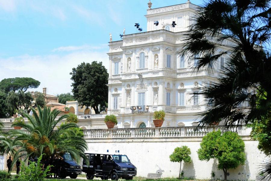 ANCHE LA UGL INVITATA AGLI STATI GENERALI a ROMA in VILLA PAMPHILJ dal Presidente del Consiglio Giuseppe Conte