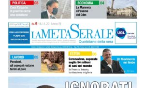 IGNORATI – Manovra all'esame del Cdm – TLC il Nuovo CCNL è  Sociale – Pensioni Fermi al Palo – Un Movimento nel Limbo