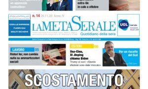 SCOSTAMENTO CON GIALLO – Conte: opposizione costruttiva – Diego 10 Rip – Per un riscatto del sud / Capone UGL