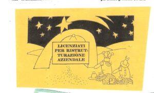 Licenziati per Ristrutturazione Aziendale – Stato della Sanità Italiana – Riflessioni e Proposte per una Sanità Pubblica Diversa – Ritardo Tardivo del Ricalcolo Pensione, No Risarcimento