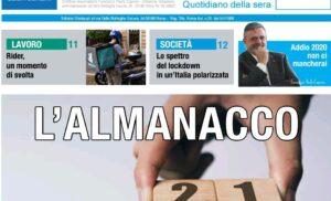 L'ALMANACCO 2020/2021 de La Meta Serale con  Capone Paolo  Leader Ugl