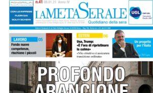 Profondo Arancione – Ex ILVA Notizie Contrastanti – Capone / UGL: Un Progetto per l'Italia