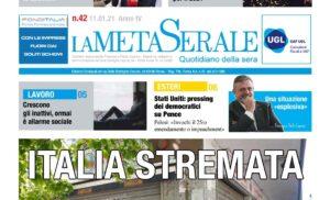 ITALIA STREMATA – Scuola Disfida del Vaccino – Capone/UGL: Una Situazione Esplosiva, Diseguaglianze in Crescita