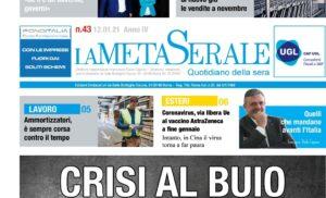 CRISI AL BUIO – Ammortizzatori è sempre corsa contro il tempo- Capone/UGL: Quelli che mandano avanti l'Italia