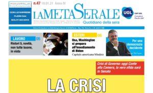 LA CRISI È SERVITA – Pubblico Impiego: figli e figliastri – Capone/UGL: Per una democrazia decidente