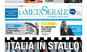ITALIA IN STALLO