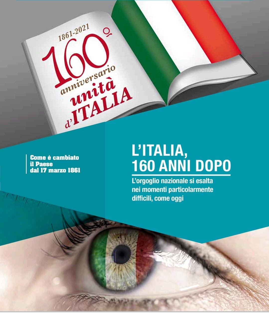 L'Italia 160 dopo – l'orgoglio Nazionale – Borghi e Città – Il Nodo Scuola