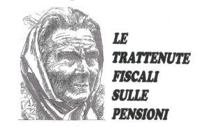 Le trattative fiscali sulle Pensioni – L'attualità dell'anziano nella società moderna –
