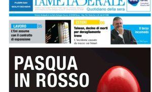 PASQUA IN ROSSO – L'ENI assume con il contratto di espansione – Capone Ugl: Il Terzo incomodo