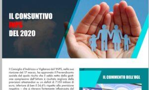 Nuovo Assegno Unico famigliare – Consuntivo INPS 2020