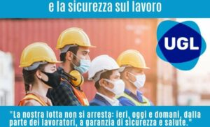 ROMA PRESIDIATA – Reddito in calo per 7,5 milioni di lavoratori – Proroga possibile per Lavoro Agile a settembre – Oggi Giornata mondiale per la Sicurezza sul lavoro