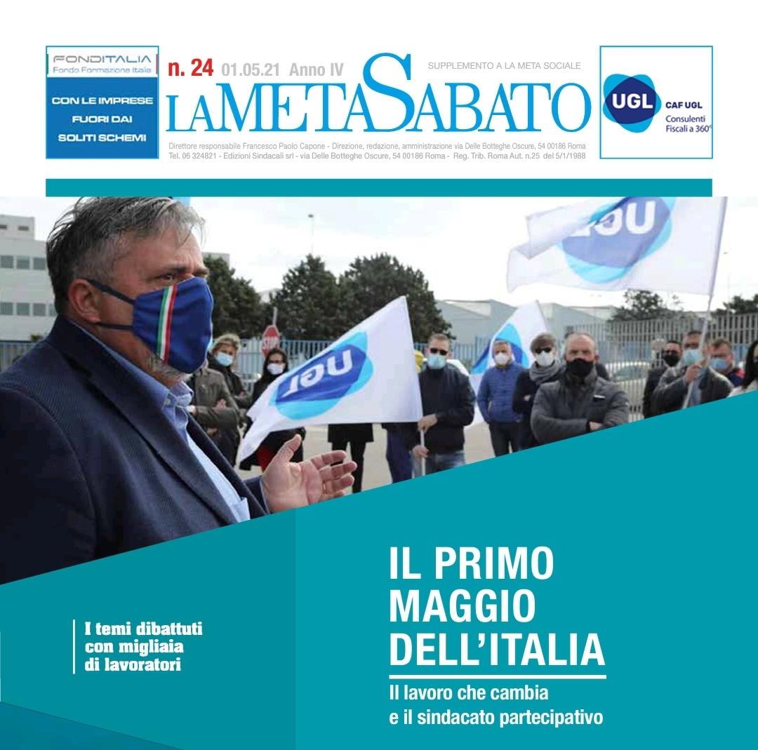 1° Maggio Ugl – I Temi dibattuti nel tour itinerante del sindacato terminato a Milano