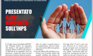 20esimo Rapporto sull'Inps – I Dati Principali del Bilancio – Il Pianeta Pensioni