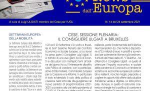 UGL News Europa – Settimana europea della mobilità – Agenzia UE per i diritti fondamentali – Da UE 11 milioni per trasporto marittimo merci in italia